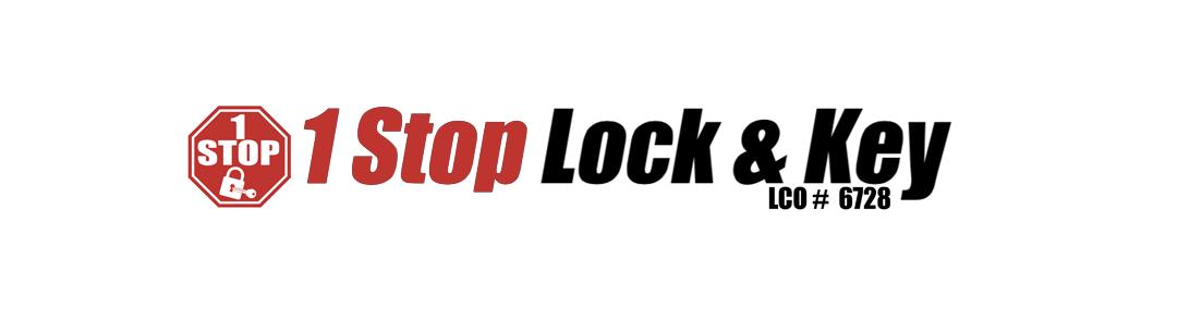 1 Stop Lock & Key
