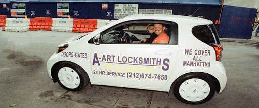 A-Art Locksmiths