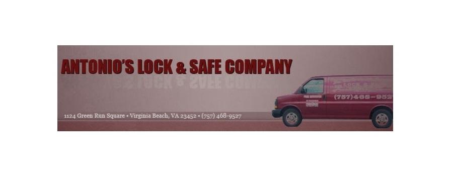 Antonio's lock and Safe
