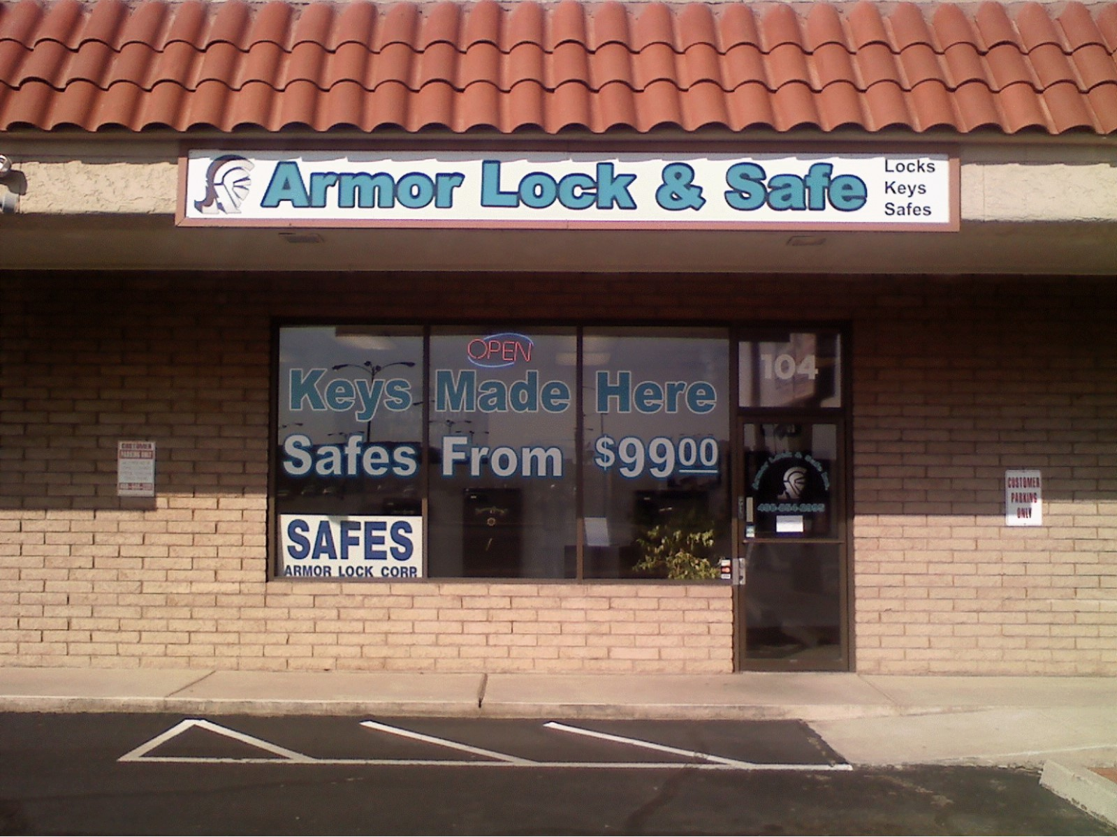 Armor Lock and Safe Inc.