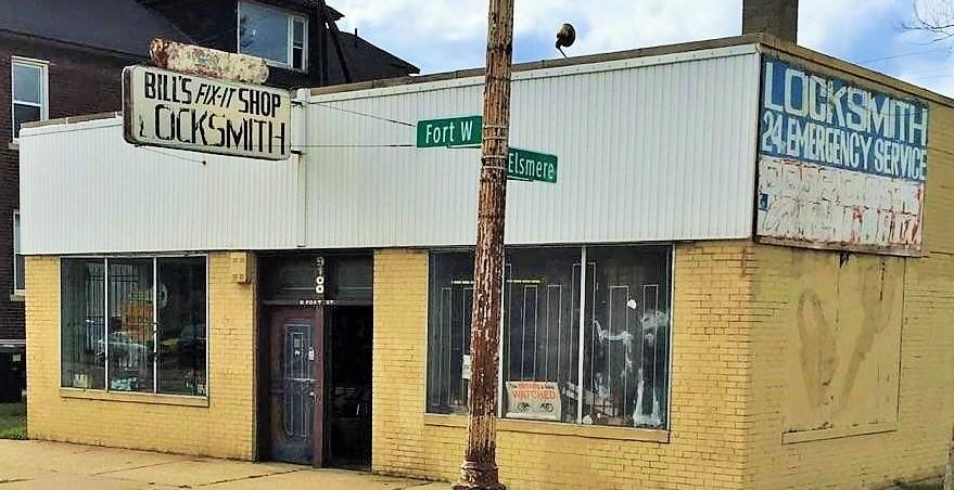 Bills Fixit Shop