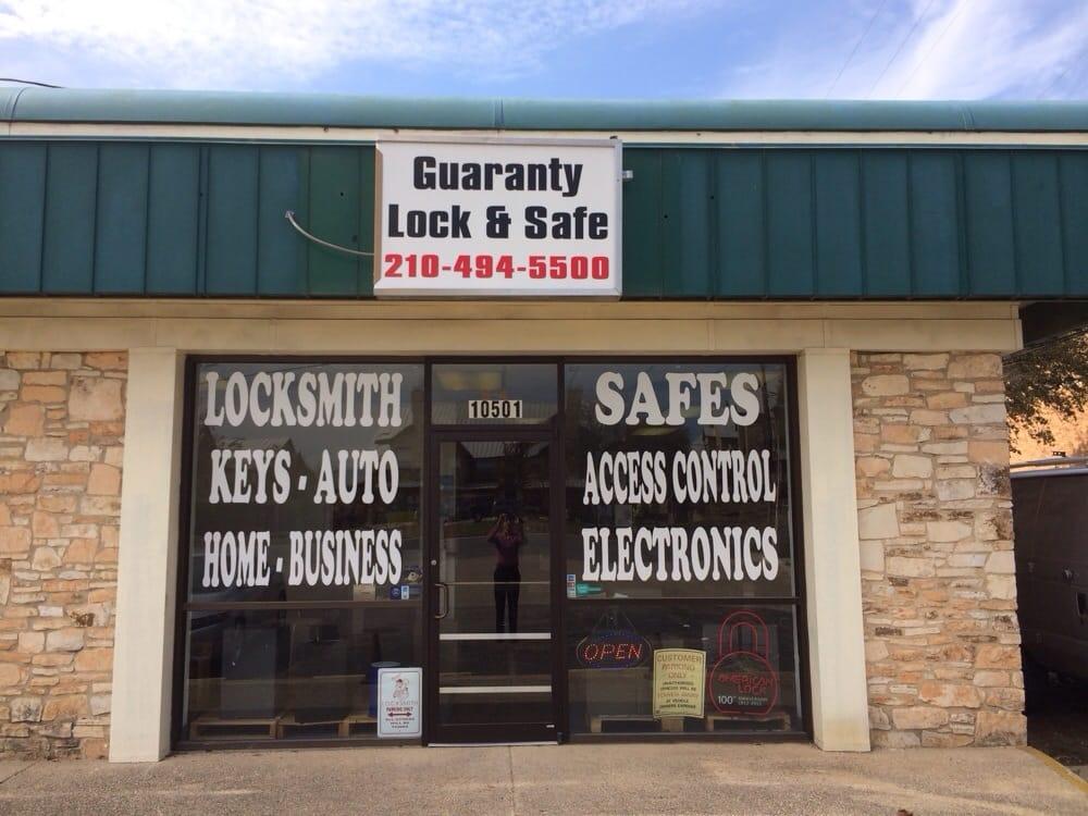 Guaranty Locksmith