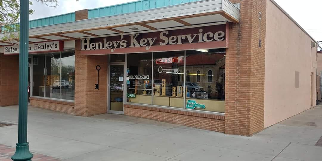 Henley's Key Service Inc