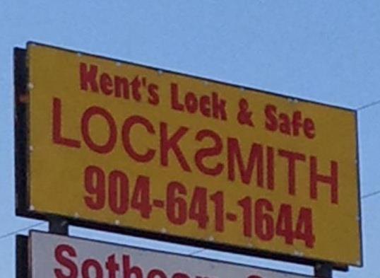 Kent's Lock and Safe