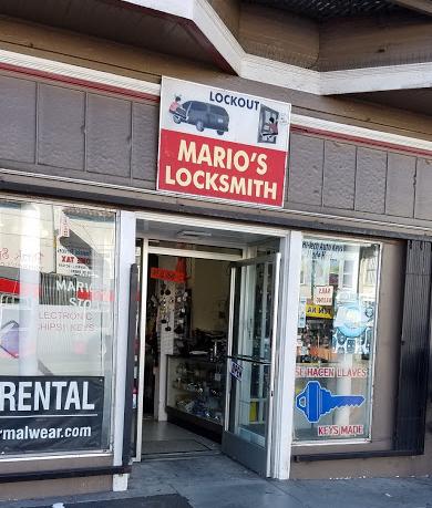 Mario's Locksmith